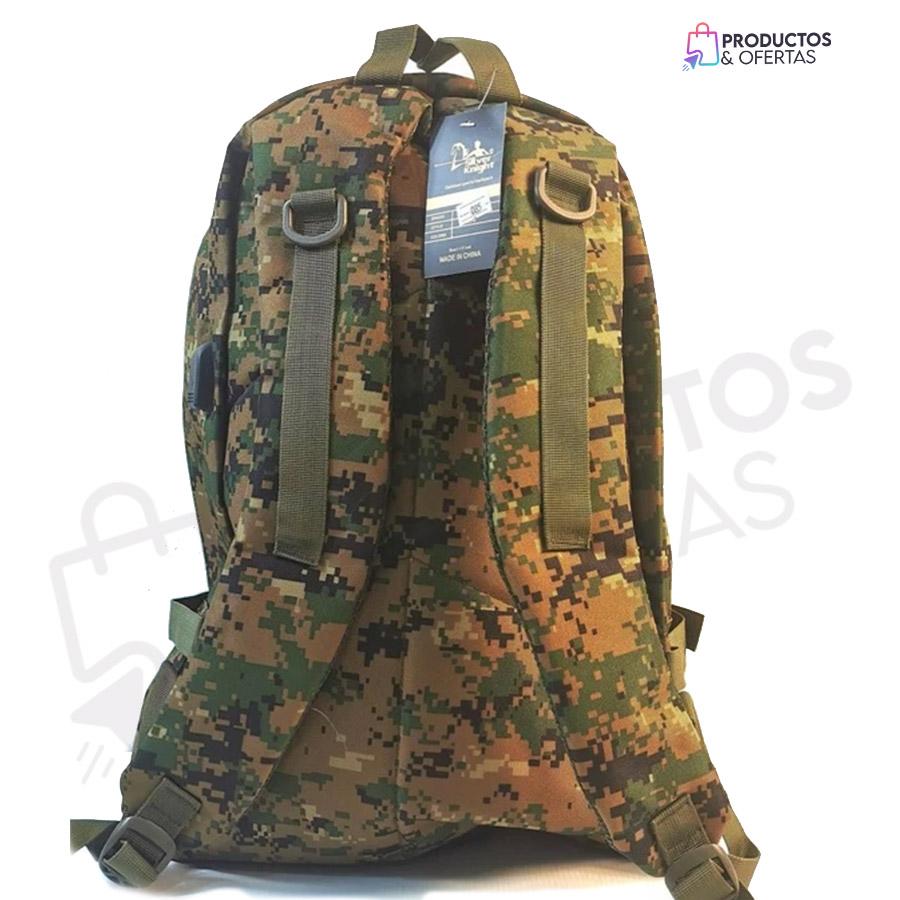 morral militar 04