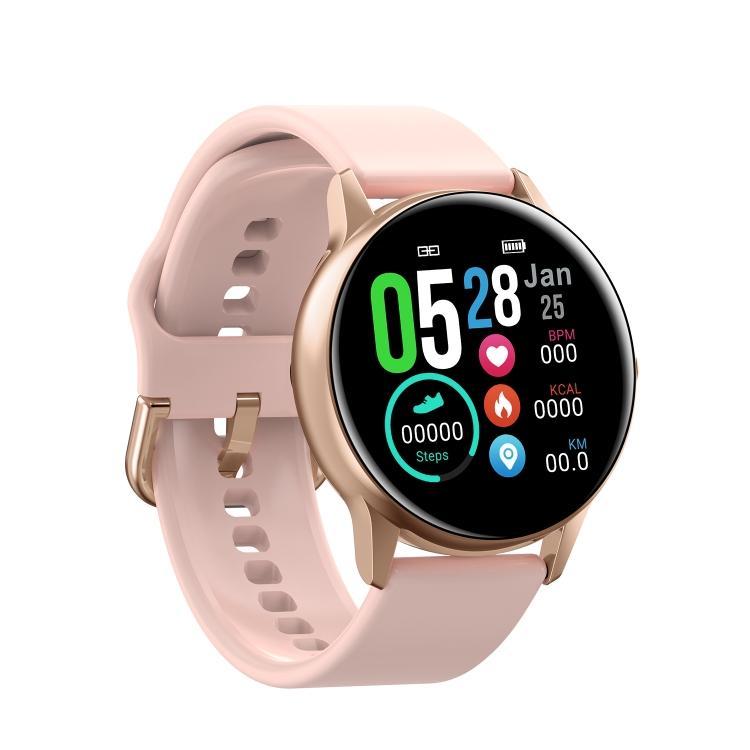 Reloj Inteligente Smartwatch Gold Rose