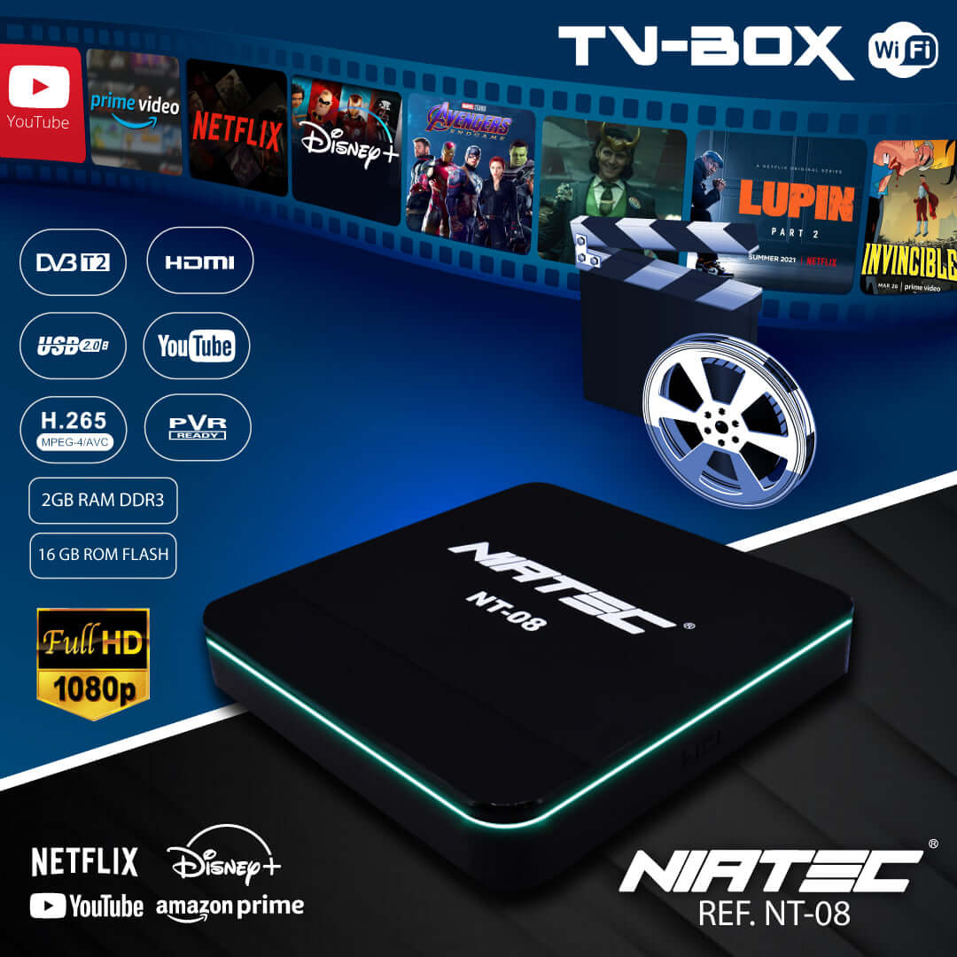 tv box android 16gb
